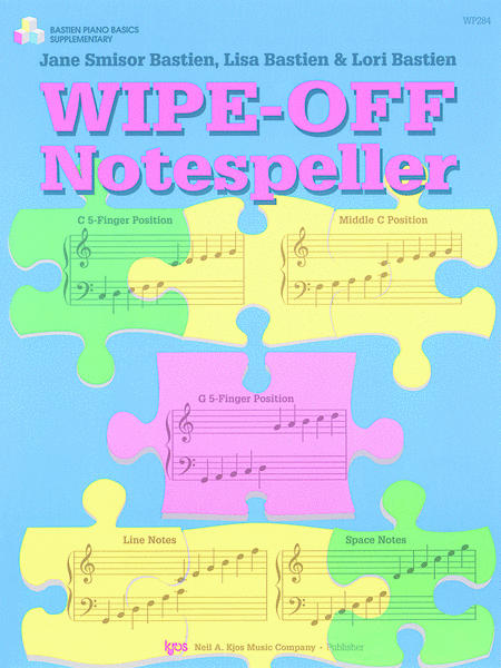 Wipe-Off: Notespeller
