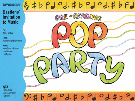 Pop Party - Book B
