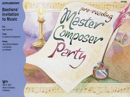 Master Composer Party-Book B