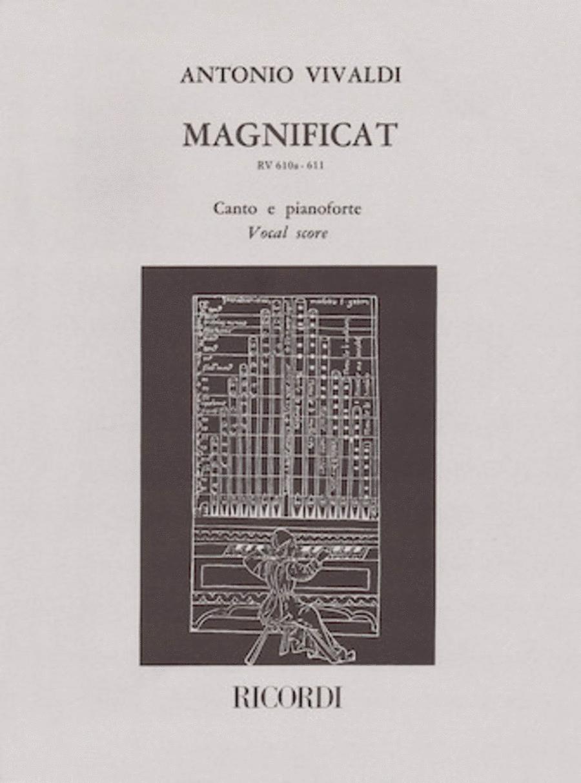 Magnificat RV610a/RV611