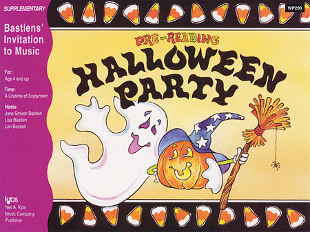 Halloween Party - Book A