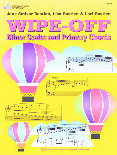 Wipe-Off: Minor Scales & Primary Chords