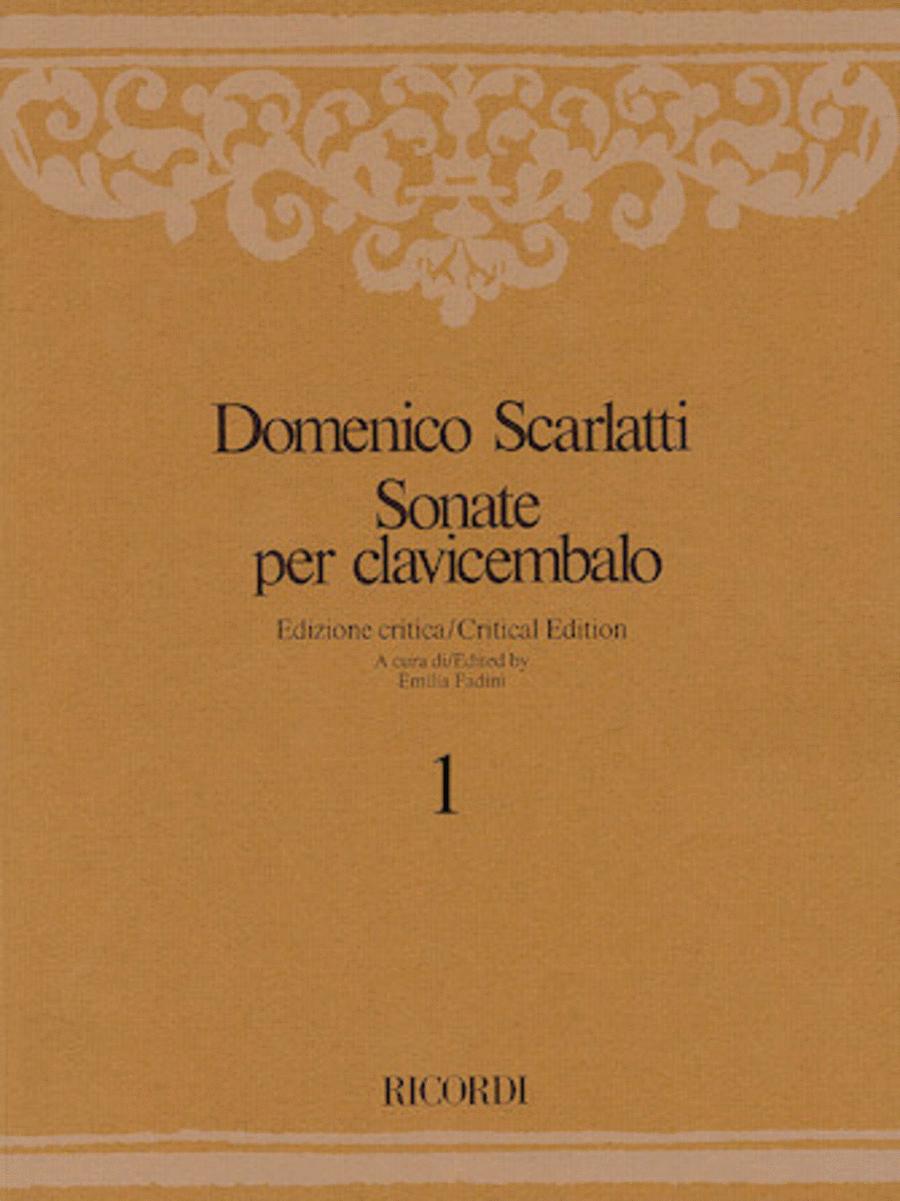 Sonate per Clavicembalo Volume 3 Critical Edition