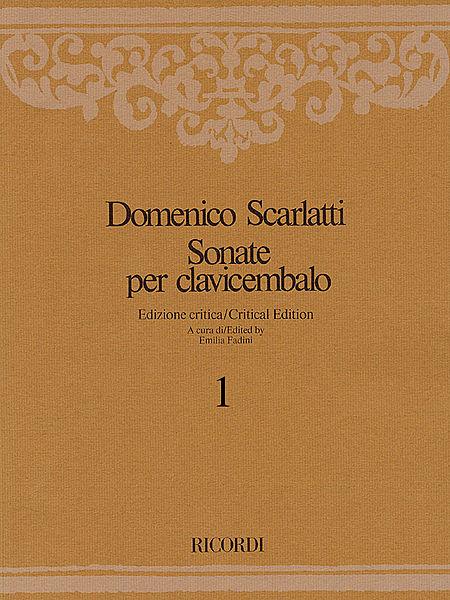 Sonate per Clavicembalo Volume 2 Critical Edition