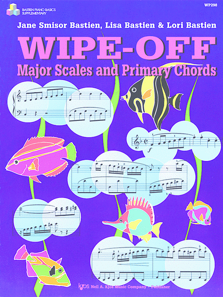 Wipe-Off: Major Scales & Primary Chords
