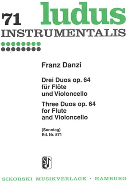 3 Duos, Op. 64