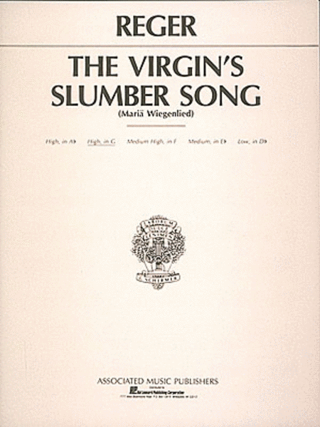 Virgin's Slumber Song