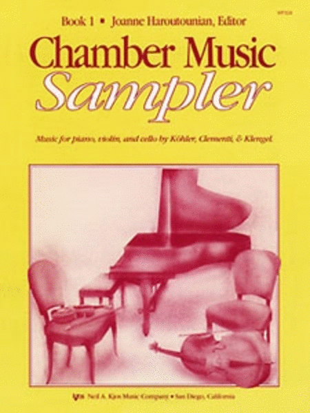 Chamber Music Sampler, Book 1
