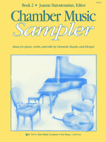 Chamber Music Sampler, Book 2