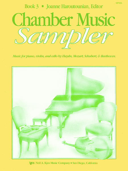 Chamber Music Sampler, Book 3