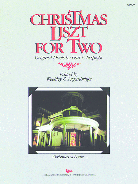 Christmas Liszt For Two