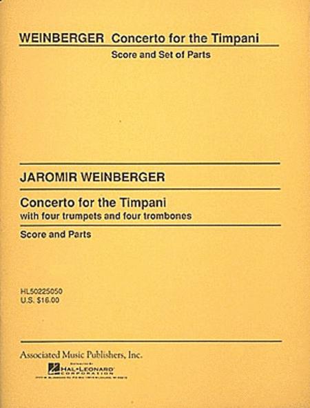 Concerto for the Timpani