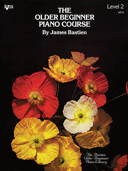 The Older Beginner Piano Course - Level 2
