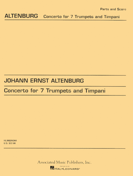 Concerto for 7 Trumpets and Timpani