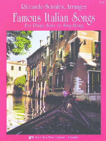 Famous Italian Songs