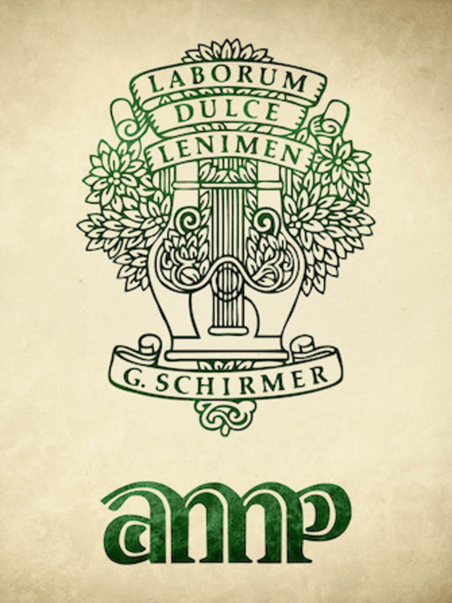 Popule Meus Tell Me, My People Latin & English A Cappella