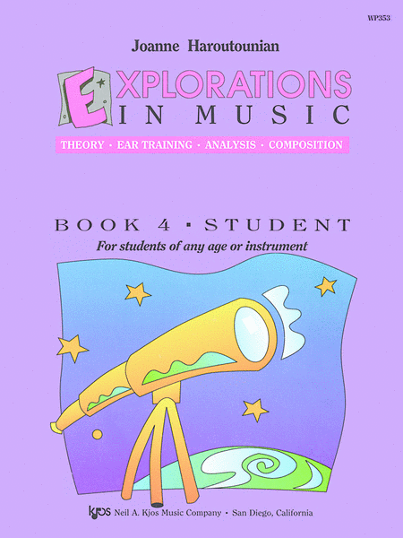 Explorations In Music, Book 4
