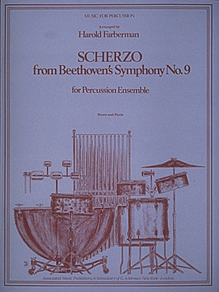 Scherzo from Beethoven's Ninth Symphony