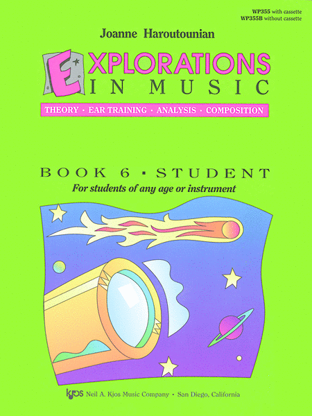 Explorations In Music, Book 6