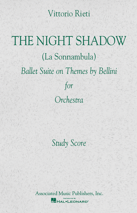 The Night Shadow Ballet (1941)
