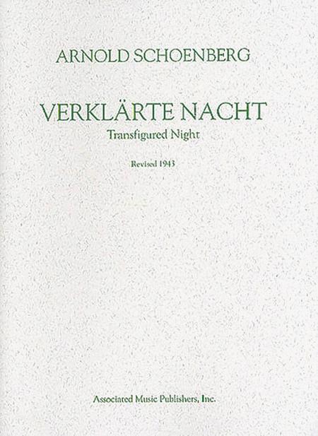 Verklarte Nacht (Transfigured Night), Op. 4 (1943 Revision)