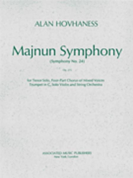 Majnun Symphony (Symphony No. 24), Op. 273