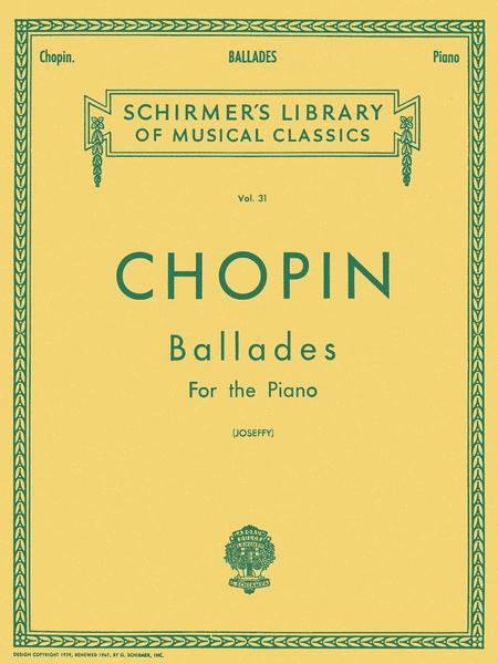 Ballades for the Piano