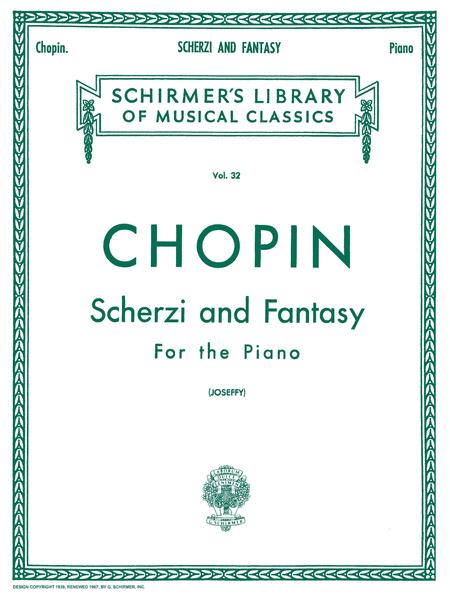 Scherzi; Fantasy in F Minor