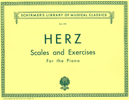 Scales and Exercises