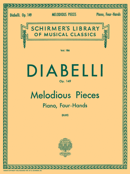28 Melodious Pieces on 5 Notes, Op. 149