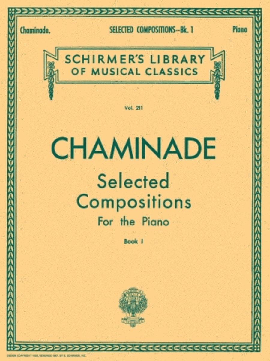 Selected Compositions (17 Pieces) - Book 1