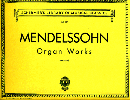 Organ Works, Op. 37/65