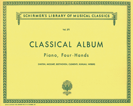 Classical Album: 12 original pieces