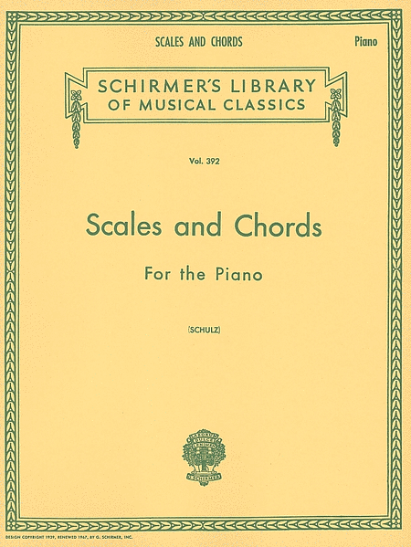 Scales and Chords in all the Major and Minor Keys