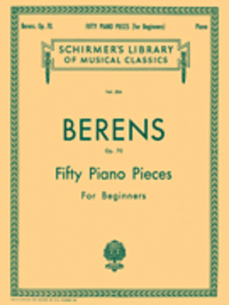 50 Pieces without Octaves, Op. 70 (Complete)