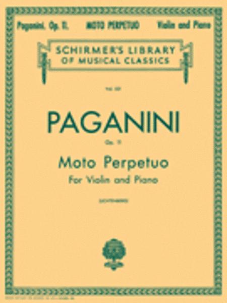 Moto Perpetuo, Op. 11, No. 6