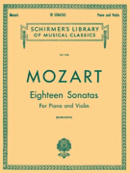 18 Sonatas