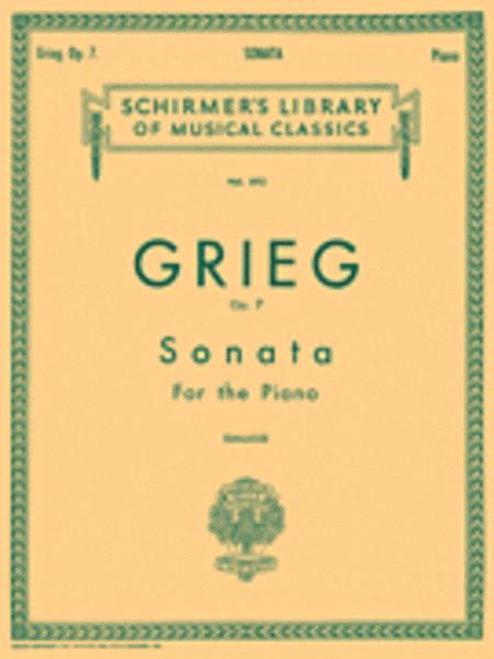 Sonata, Op. 7