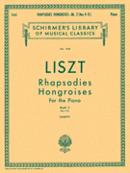 Rhapsodies Hongroises - Book 2: Nos. 9 - 15