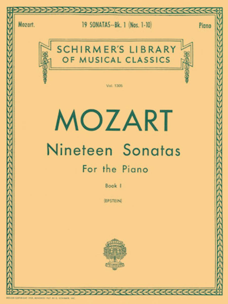 19 Sonatas - Book 1