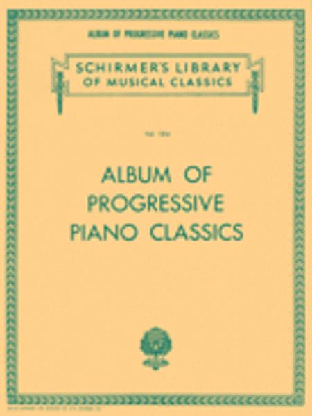 Album of Progressive Piano Classics