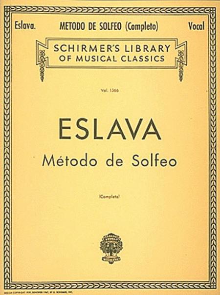 Metodo de Solfeo - Complete