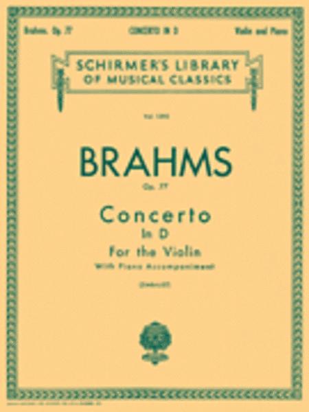 Concerto in D, Op. 77