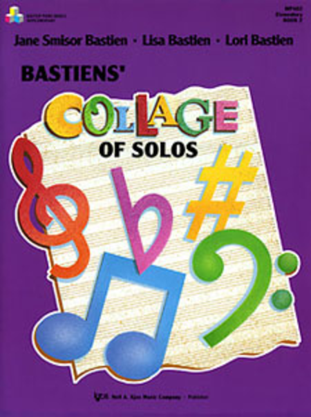Bastiens' Collage Of Solos, Book 2