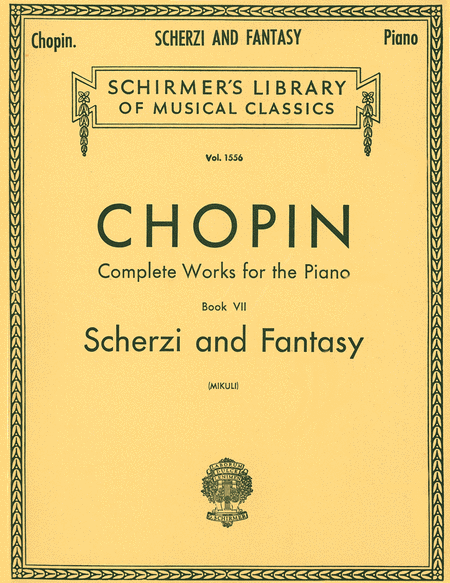 Scherzi; Fantasy in F Minor