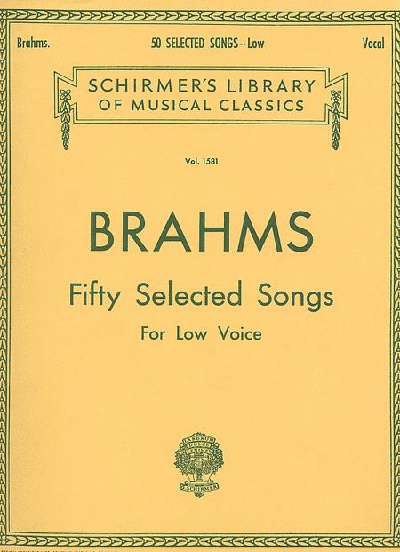 50 Selected Songs