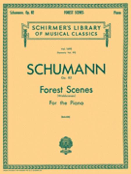 Forest Scenes (Waldszenen), Op. 82