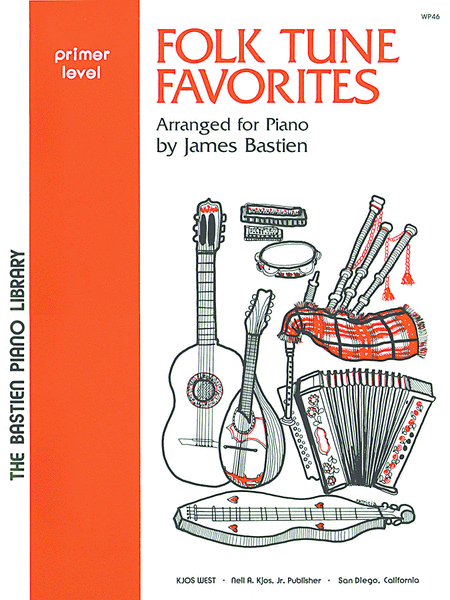 Folk Tune Favorites, Primer