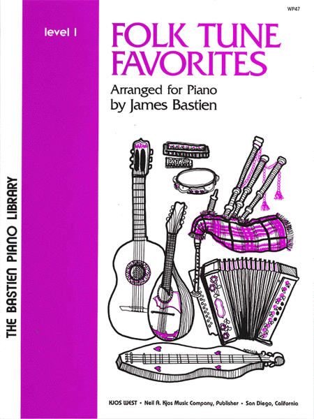 Folk Tune Favorites, Level 1