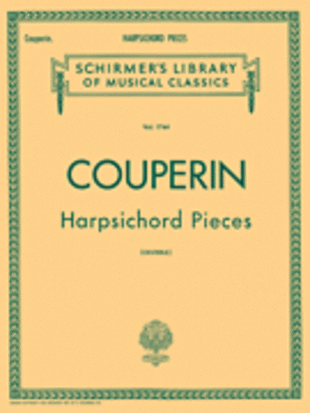 Harpsichord Pieces